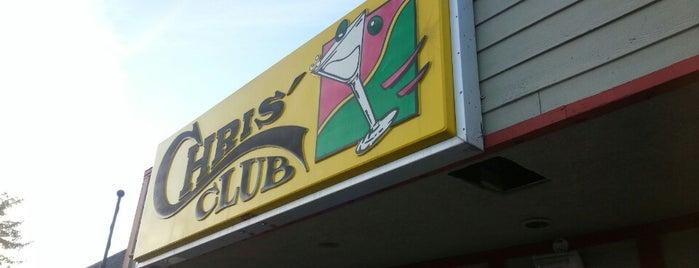 Chris' Club is one of Gespeicherte Orte von Jay.
