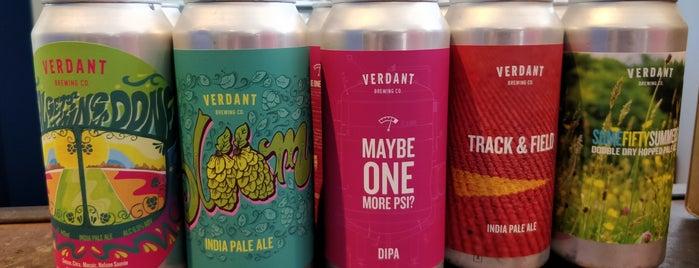 Verdant Brewery (Closed) is one of Beer / Ratebeer's Top 100 Brewers [2020].