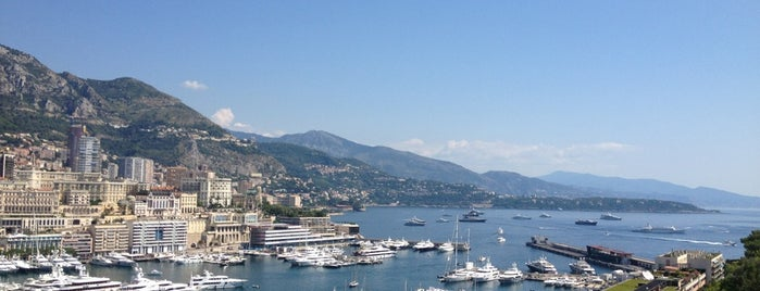 Monaco is one of Gidilesi yerler :).
