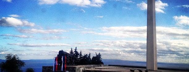 Обелиск (Памятник Вечной Славы) is one of Lugares favoritos de Анастасия.