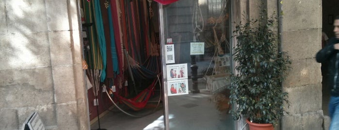mundo de hamacas is one of Lugares favoritos de Maria Relea.