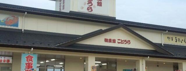 道の駅 琴の浦 / 琴浦PA (上下線共通) is one of Orte, die Shigeo gefallen.