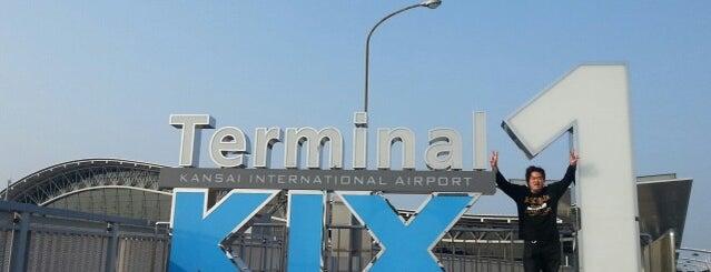 간사이국제공항 (KIX) is one of Part 1~International Airports....