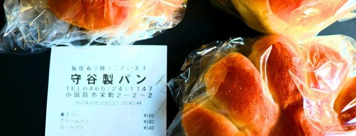 守谷製パン店 is one of Bakery.