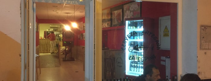 Cerveza Artesana La Espina is one of สถานที่ที่บันทึกไว้ของ Scott.