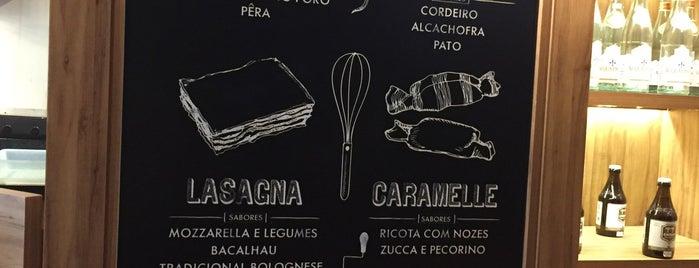 Di Grano - Fábrica Di Pasta is one of RIO Comes & Bebes.