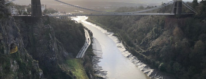 Clifton Suspension Bridge Viewing Point is one of United Kingdom.