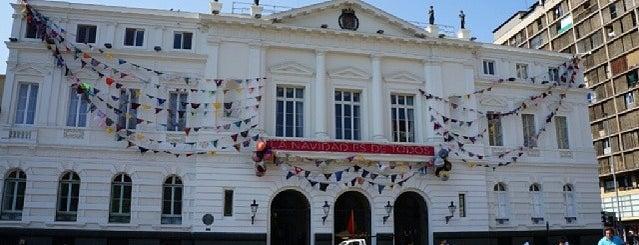 Municipalidad de Santiago is one of #SantiagoTrip.