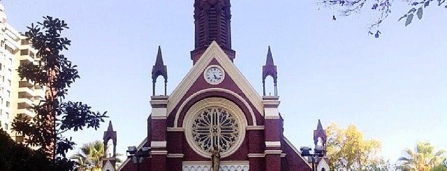 Iglesia San Francisco de Borja is one of #SantiagoTrip.