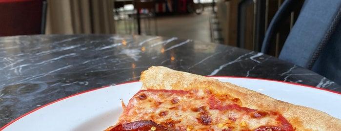 Street Pizza Gordon Ramsay is one of London.
