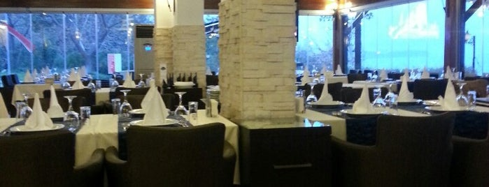 Varyant Restaurant is one of Antalya.