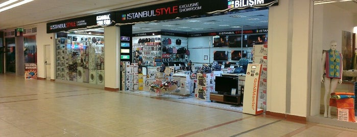 Airport İstanbul Bilişim is one of seyfi'nin Beğendiği Mekanlar.