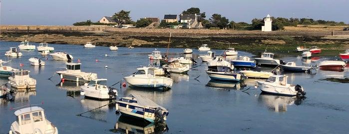 Barfleur is one of Les plus beaux villages de France.