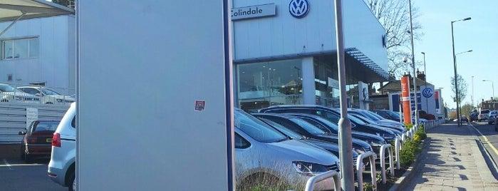 Citygate VW is one of Tempat yang Disukai Sergey.