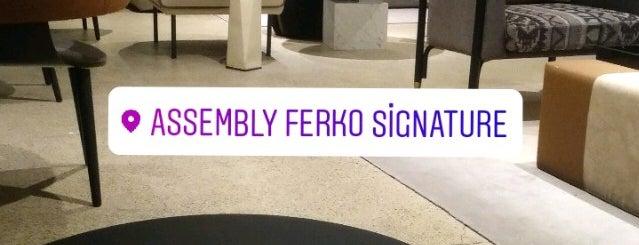 Ferko Signature is one of Orte, die Mujdat gefallen.