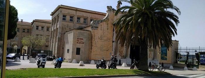 Musée de la Marine is one of Went before.