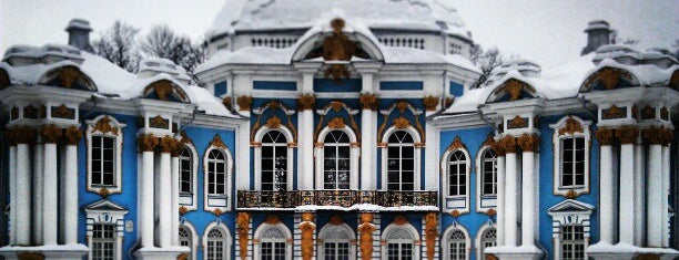 Павильон «Эрмитаж» is one of Lugares favoritos de Sergey.