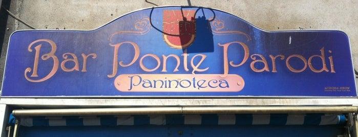 WiFi Bar Ponte Parodi is one of √ Best Cafès & Bars in Genova.