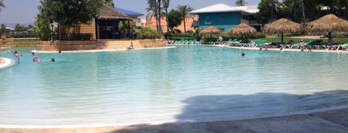Hotel Caribe Resort is one of PortAventura.