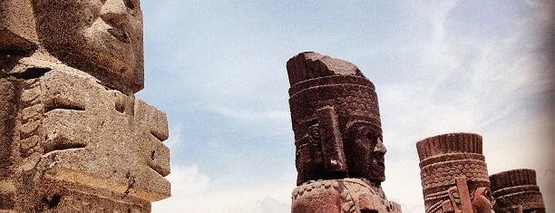 Zona Arqueológica de Tula is one of Locais curtidos por Alejandro.