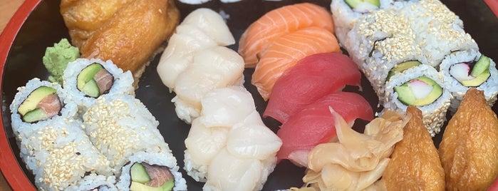 Ichiban Sushibar is one of Meine Lieblingsorte.