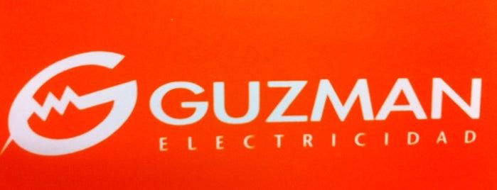 Electricidad Guzman is one of Santiago Centro 2.