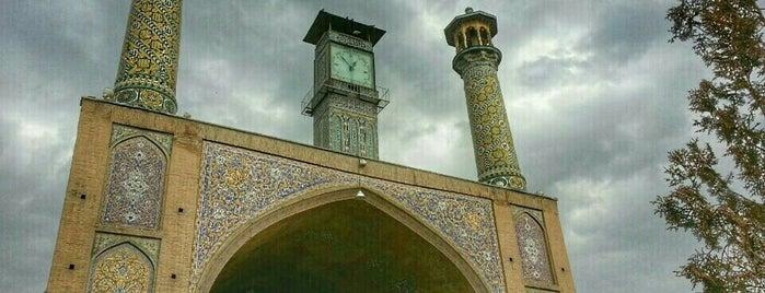 Imam Khomeini Mosque | مسجد امام خمينی is one of shopping centers.