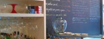 Carlotta is one of Comer en Madrid.