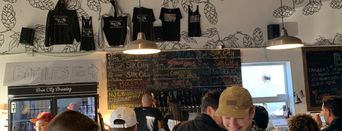 Brix City Brewing is one of Bars (1).