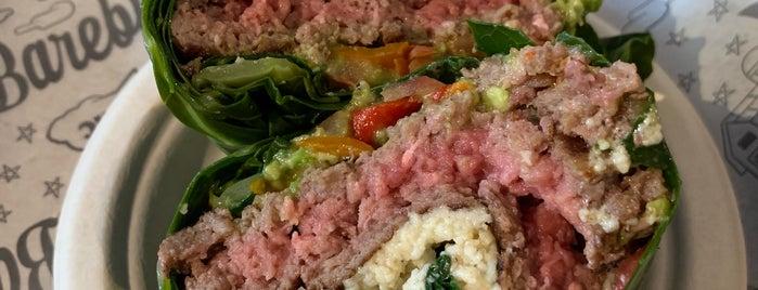 Bareburger is one of Locais curtidos por kevin.