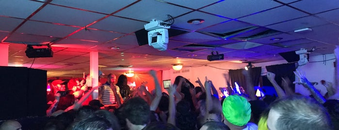 Rock's Off Cruise - (on board) is one of 50 NYC Music Venues.
