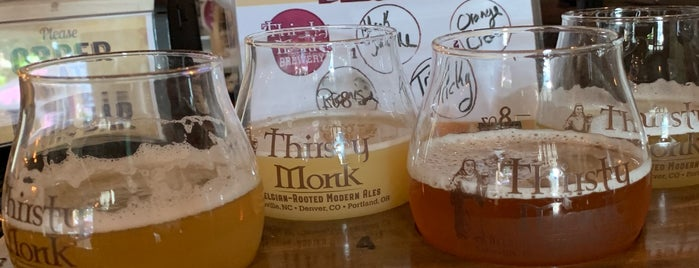 Thirsty Monk is one of Portland.