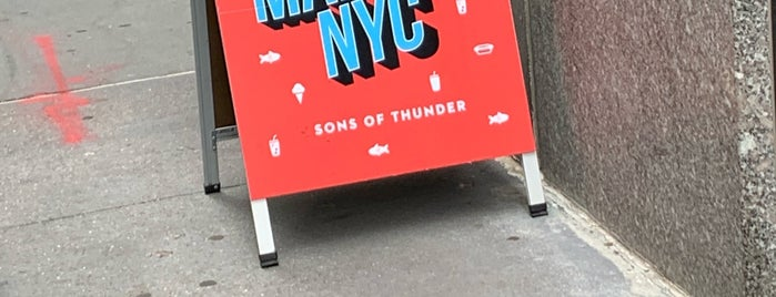 Sons Of Thunder is one of Alfred Lunch Spots #61.