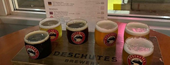 Deschutes Brewery Roanoke Tasting Room is one of Breweries or Bust 3.