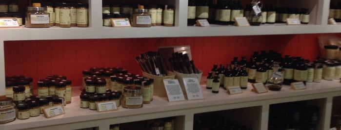 Penzeys Spices is one of Raleigh best.