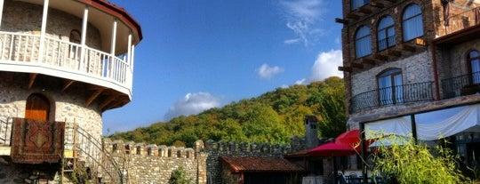 Chateau Mere | შატო მერე is one of Alex'in Kaydettiği Mekanlar.