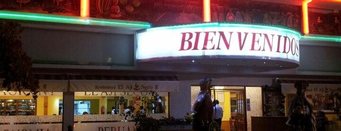 El Ají Seco Restaurant II is one of Los mejores restaurantes que he probado.