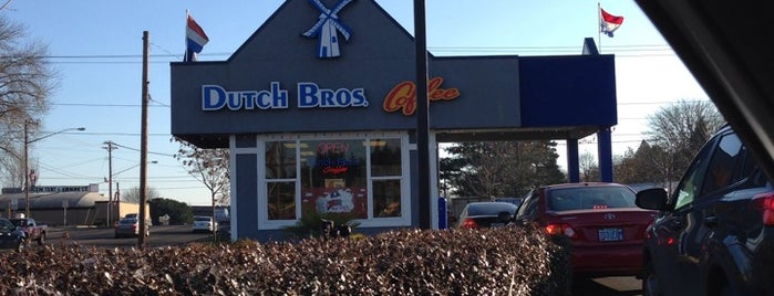 Dutch Bros. Coffee is one of USA 5.