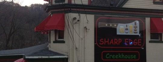Sharp Edge Creekhouse is one of Pittsburgh Beer.