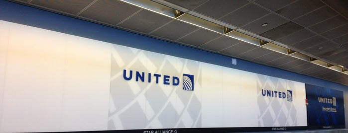 United Club - Terminal A is one of Posti che sono piaciuti a Aptraveler.