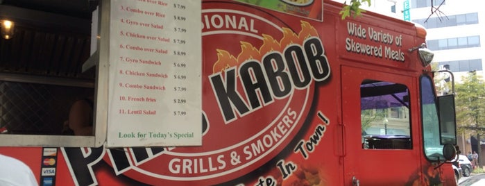 Pars Kabob is one of Lieux qui ont plu à Sunjay.