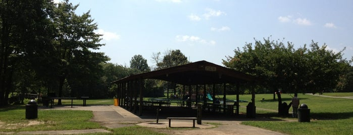 Mercer County Park West Picnic Area is one of Ronnieさんのお気に入りスポット.