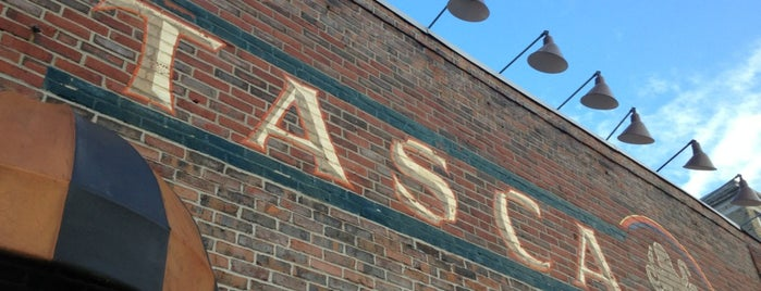 Tasca Spanish Tapas Restaurant & Bar is one of BOS.