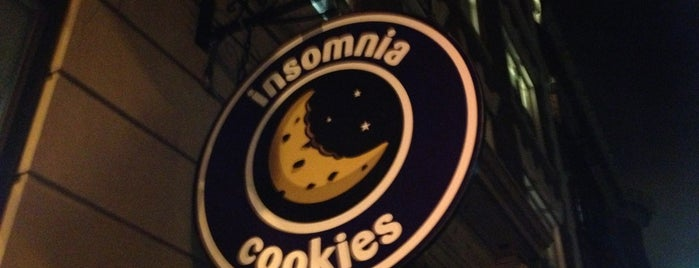 Insomnia Cookies is one of The Triple Crown of Shame.