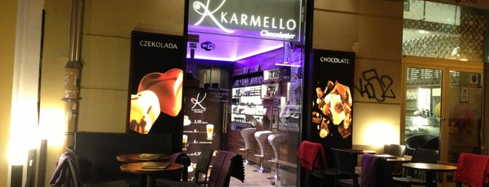 Karmello Chocolatier is one of The Warsaw List.
