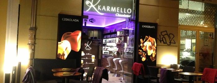 Karmello Chocolatier is one of Gespeicherte Orte von Mogoltay.