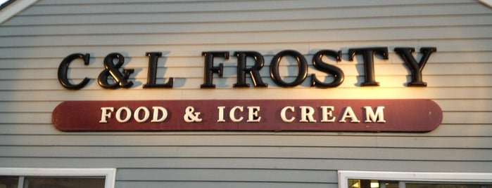 C & L Frosty is one of Suburb eats.