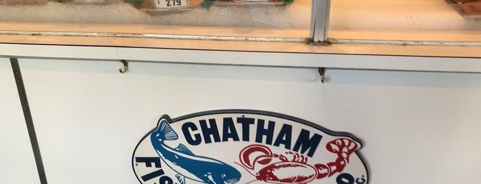 Chatham Fish Market is one of Cape Cod.