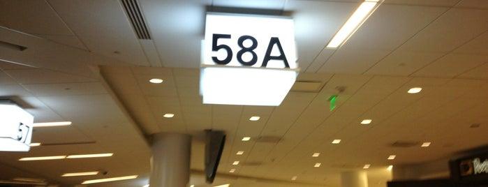Gate D14 is one of Tempat yang Disukai Alberto J S.