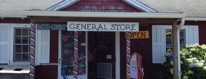 Katama General Store is one of Martha's Vineyard.